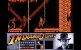 Indiana Jones and the Last Crusade: The Action Game Atari ST Starting the game