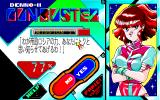 Cybernetic Hi-School Part 3: Gunbuster PC-98 The angry Jung-Freud challenges you to a quiz!..