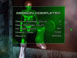 Cybermercs: The Soldiers of the 22nd Century Windows Mission stats - Accidentally killed one hostage