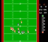 10-Yard Fight NES Now my team must defend