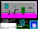 Death Wish 3 ZX Spectrum Helping out a civilian inside his home.
