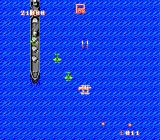 1943: The Battle of Midway NES Over the enemy base