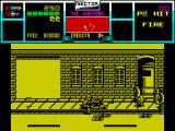 NARC ZX Spectrum These baddies are the first of many you will encounter throughout the game.