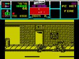 NARC ZX Spectrum With the red card in your possession you can exit the first level.