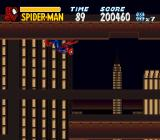 The Amazing Spider-Man: Lethal Foes SNES This has been one long day.