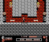 The Addams Family NES Secret level