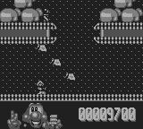 James Pond 2: Codename: RoboCod Game Boy Card birds are attacking!