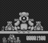 James Pond 2: Codename: RoboCod Game Boy The first boss: A giant teddy.