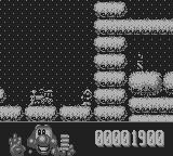 James Pond 2: Codename: RoboCod Game Boy Many enemies are toys, like this train.