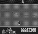 James Pond 2: Codename: RoboCod Game Boy This stage looks quite minimalistic.