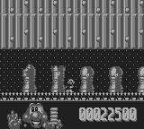 James Pond 2: Codename: RoboCod Game Boy Chess figures.