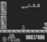 James Pond 2: Codename: RoboCod Game Boy In this level you can see the product placement for Penguin Biscuits.