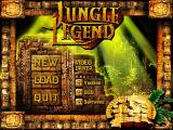 Jungle Legend Windows Then, the menu screen, choose the display driver type, then, start