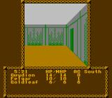 Pool of Radiance NES City slums