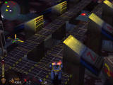 Future Cop: L.A.P.D. Windows Pesky conveyor-platform-jumping puzzles