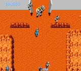Commando NES Gate is always at the end of a level