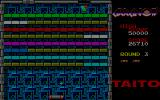 Arkanoid PC-98 This high-tech level is very hard. The yellow bricks are totally unbreakable