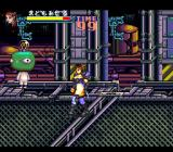 Gourmet Sentai: Bara Yarou SNES If you're playing single player this enemy will drop an item that clones the character.