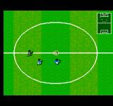 Champions of Europe SEGA Master System Kick off
