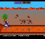 California Games NES Riding a bicycle