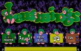 Lemmings PC-98 Title screen