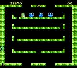 Bubble Bobble NES Level completed, muahahahaha!