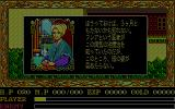 "Ys II: Ancient Ys Vanished - The Final Chapter PC-98 Chatting with ""important"" townspeople"