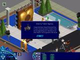 The Sims: Superstar Windows I am now able to act in real movies!  One more star and I'll be the superstar of SimCity!