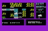 Crush, Crumble and Chomp! VIC-20 The giant squid causes some destruction