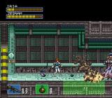 Hyper Iria SNES Thankfully grenades are especially useful on prone enemies.