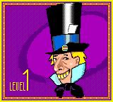 The Adventures of Batman & Robin Game Gear In Level 1 we go against the Mad Hatter