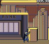 The Adventures of Batman & Robin Game Gear Hmmm, the bank seems to have been left alone in all this fuss