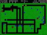 Magic Meanies ZX Spectrum A new game in which I managed a bit more mining.
