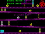 Kong ZX Spectrum Get it wrong too often and all lives are lost