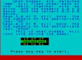 Jackpot ZX Spectrum Help screen 4