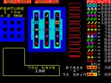 Jackpot ZX Spectrum My money is loaded into the machine, now press another key to start. No holds this time