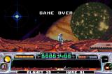 Super Dropzone: Intergalactic Rescue Mission Game Boy Advance I lost all my lives. Game over.