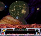 Super Dropzone: Intergalactic Rescue Mission SNES Start