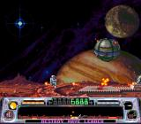 Super Dropzone: Intergalactic Rescue Mission SNES The first wave's leader