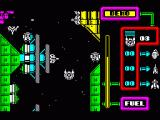 Canyon Warrior ZX Spectrum Ingame shot 1