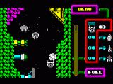 Canyon Warrior ZX Spectrum Ingame shot 2