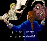 Liberty or Death SNES This war is going to involve a whole lot of both.
