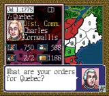 Liberty or Death SNES We could start by having them speak the proper King's English.