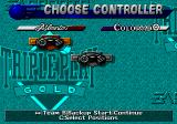 Triple Play: Gold Edition Genesis Select which team to control