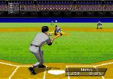Triple Play: Gold Edition Genesis Throwing a pitch