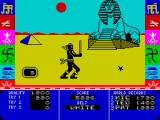 Ninja Master ZX Spectrum The block must be timed just right. Too soon and you miss and it hits you