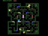 Mouse Trap ColecoVision A game in progress