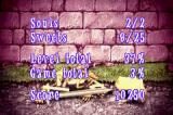 Spirits & Spells Game Boy Advance Level statistics