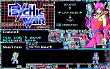 Cosmic Soldier: Psychic War DOS Someone's gonna get hurt