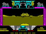 Mach 3 ZX Spectrum We're off! The landscape does not change much in the early stages which is all I was able to play.